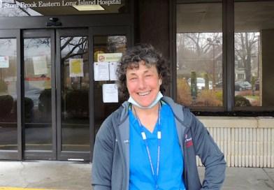 Respiratory Therapist Shari Hymes