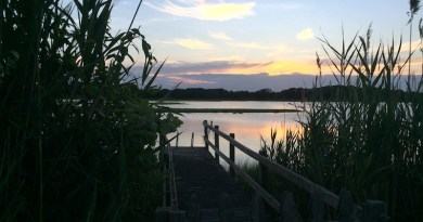 On West Creek, New Suffolk