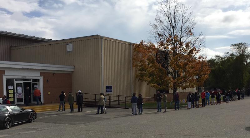 Stony Brook Southampton Early Voting