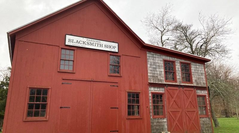 Parson's Blacksmith Shop
