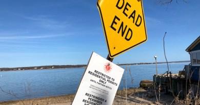 dead end, New Suffolk
