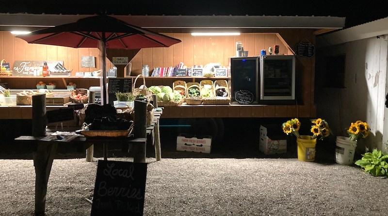 Farmer Jen's Night Stand