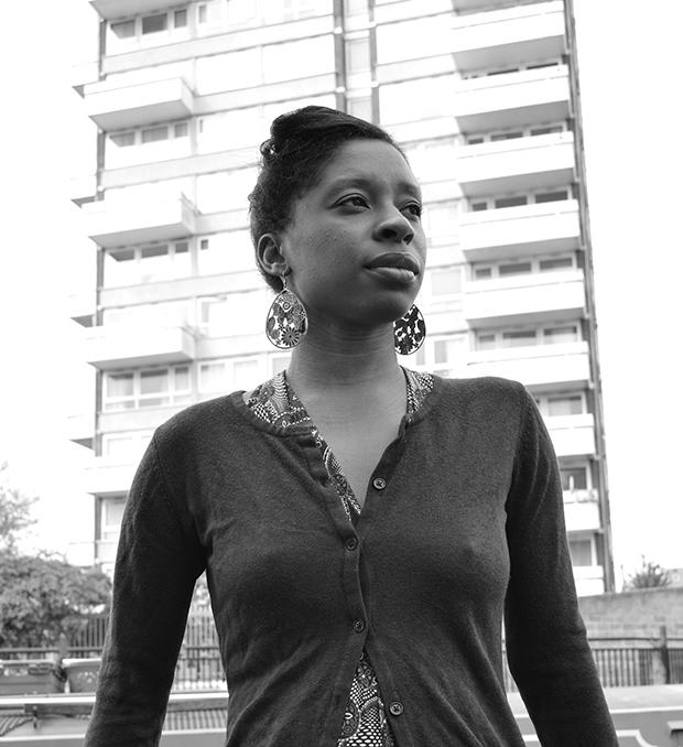 Writer Irenosen Okojie