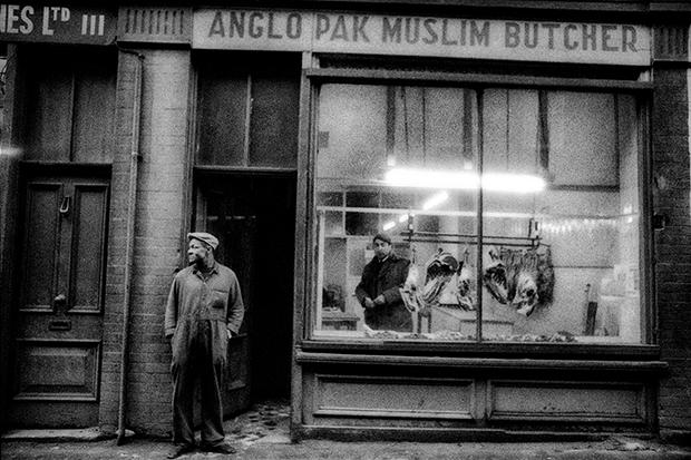 East End by John Claridge_Anglo Pak Muslim Butchers E2