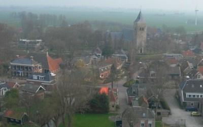 'Fryslân fan boppe' fleant 16 april oer Easterein