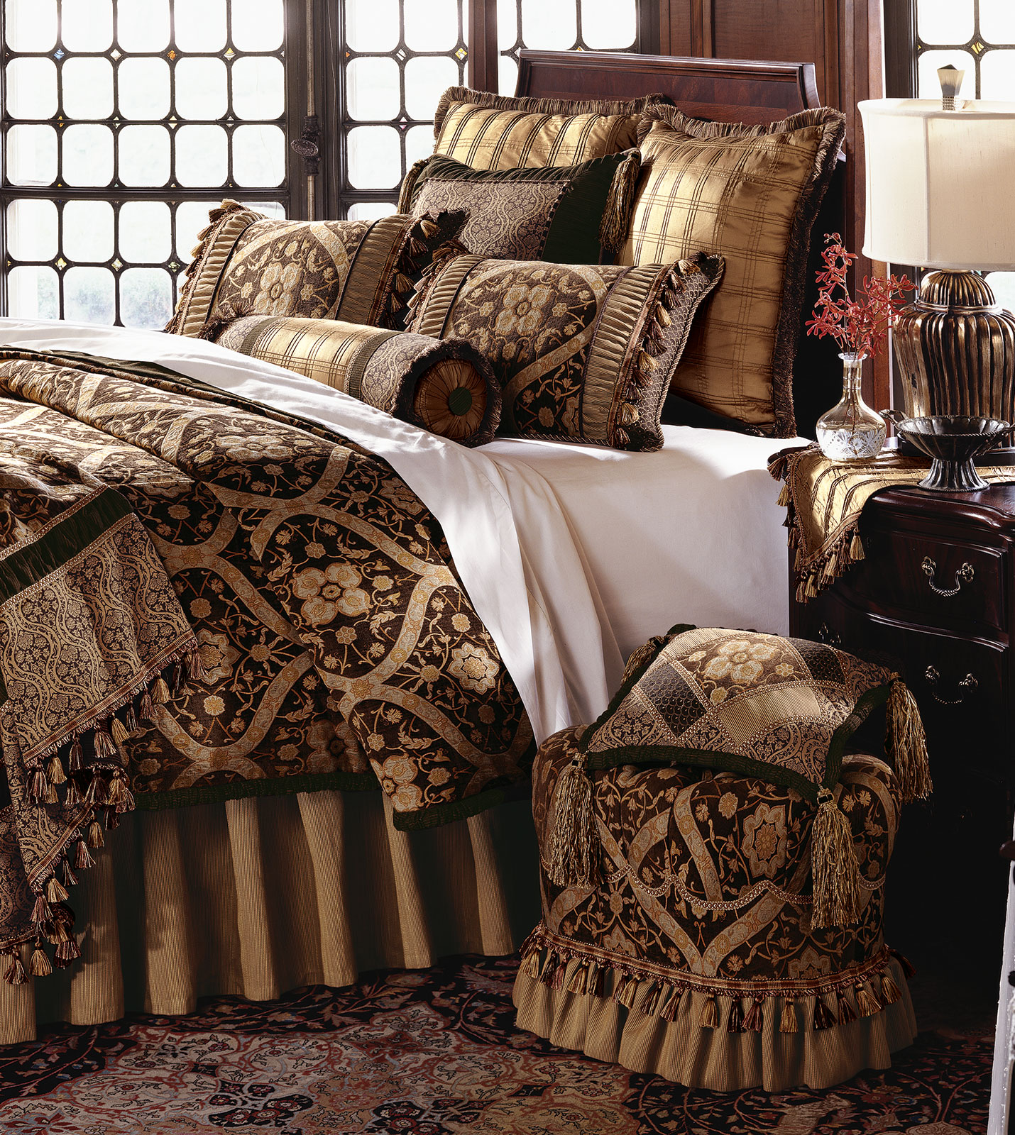 Luxury Bed Sheets Gallery