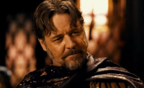 Image result for Russell Crowe The Man With the Iron Fists 2012