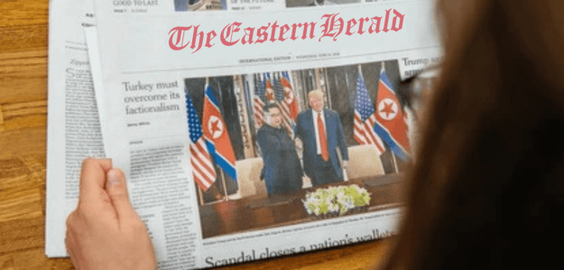 Security forces escort over 500 loaded trucks into Manipur-The Eastern Herald News