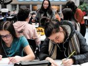 Students in no rush to graduate