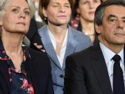 Suspicions of fictitious jobs Francois Fillon and his wife Penelope in court e1582702601430