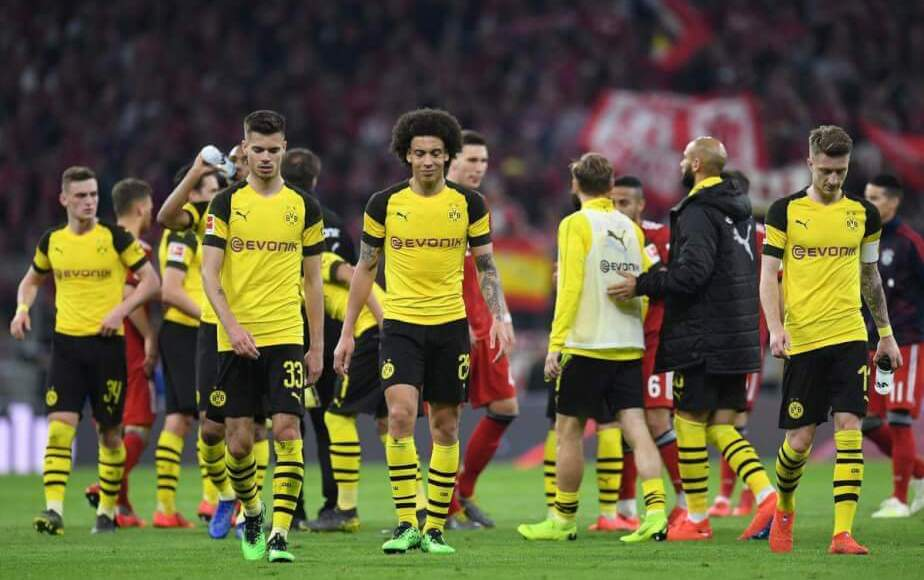 DFL now immediately stops playing in the Bundesliga