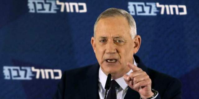 Formation of a government in Israel: Gantz 'Israel would protest