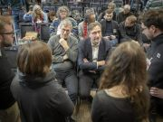 strategy conference of the left party govern or not to govern
