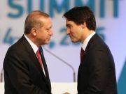 Turkey: Erdogan calls Trudeau says 'Let's make a joint effort'