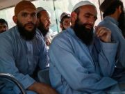 Afghan authorities release 900 Taliban detainees