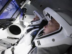 Crew Dragon, SpaceX spaceship dock with ISS: online