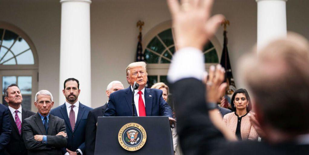 Republicans risk losing Senate due to Trump's response to coronavirus