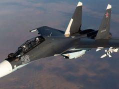 Russian fighters intercept US bombers