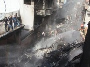 """Survived the plane crash in Pakistan: """"I just heard the screams"""""""