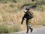 Two Palestinians were wounded by the Israeli army near Ramallah