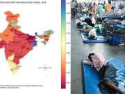 bad situtation of hospitals in India