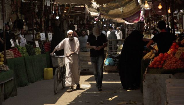 Asian workers difficulty in Iraq news without money hunger; The Eastern Herald