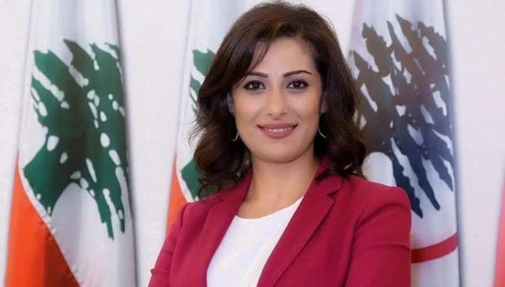 Chantal Sarkis resigns from Lebanese Forces Party