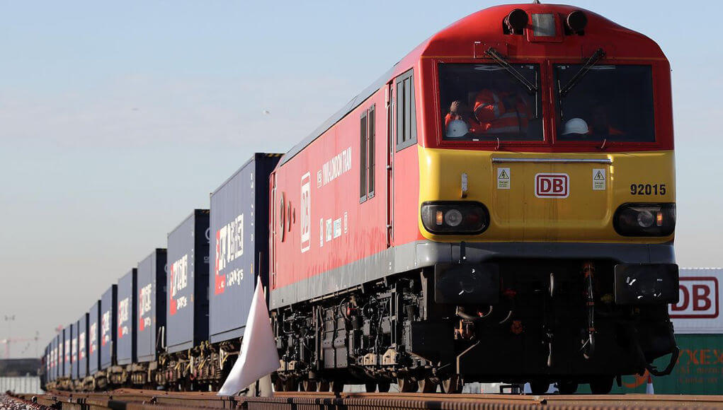 China-Europe train to deliver humanitarian aid to Spain