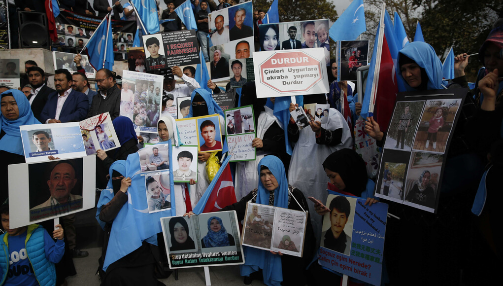 Uyghur Muslims file case against chinese communits party in international criminal court crime against humanity. world news, breaking news, latest news; The Eastern Herald News