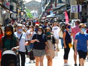 Spacing to prevent corona ... A study reveals an imbalance in the approved distance, Coronavirus, COVID-19, COVID Distance maintain, safe distance, quarantine, sneezing, sniffing, Coronavirus news, covid live news, covid latest news, sar-cov-2019, policy, diplomacy, world news, breaking news, latest news; The Eastern Herald News