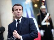 Emmanuel Macron of France urged Lukashenko to step down as president in Belarus