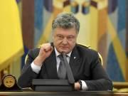 Kiev reacted to new Russian sanctions on Petro Poroshenko