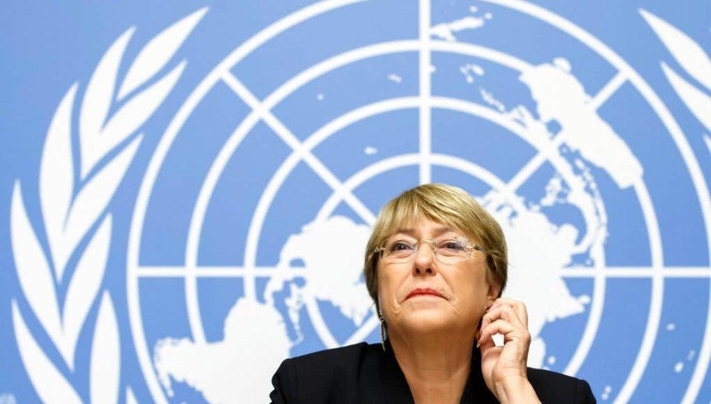 Bachelet denounces that the Venezuelan regime murdered 2,000 people in 2020