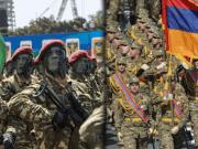 Armenia, Azerbaijan, Emmanuel Macron, Ceasefire, Baku, France, OSCE Minsk Group, Nagorno-Karabakh, Moscow, Territory, United States, Yerevan, Reuters, Sergei Lavrov, Russia, Azerbaijan Armenia Conflict,