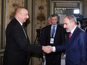 Azerbaijani President wanted to resolve the conflict peacefully with Armenia