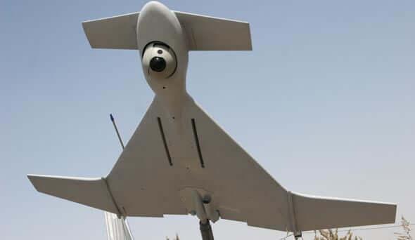 Harop kamikaze drone- Israeli in Nagorno-Karabakh war