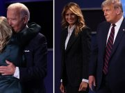 Trump and Biden Wives surpass debate: Embrace of hugs and fashion styling stole everyone's attention