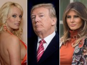 Donald Trump, Melania Trump, Porn, Sex, Stormy Daniels, Twitter, United States, US Presidential Election, USA, Top Stories,