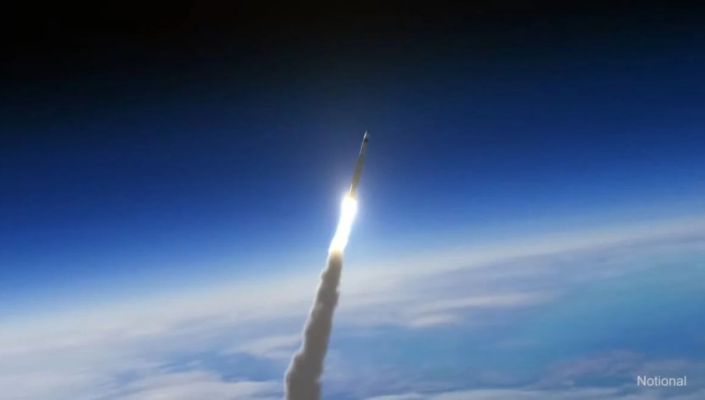 Ballistic missile, Hawaii, Military, Missile, Pacific Ocean, Pacific, Russia, Russian Federation, Space, United States, War,