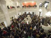 Dramatic scenes in Washington, see what the Capitol looks like after the protest
