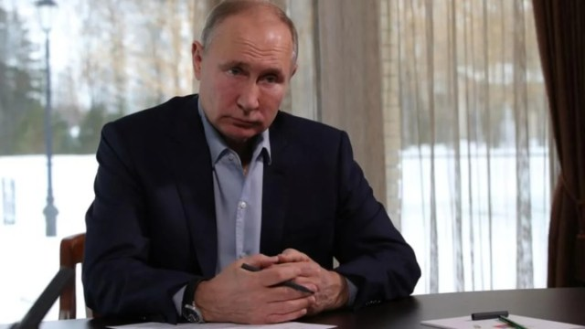 Putin compares the organizers of illegal rallies with terrorists