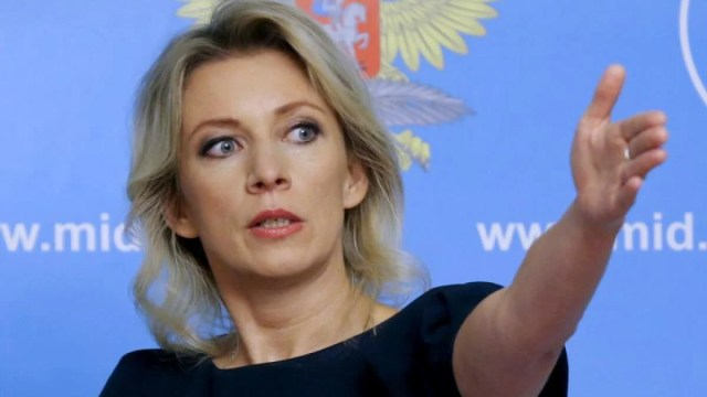 Russia was forced to expel three European diplomats -
