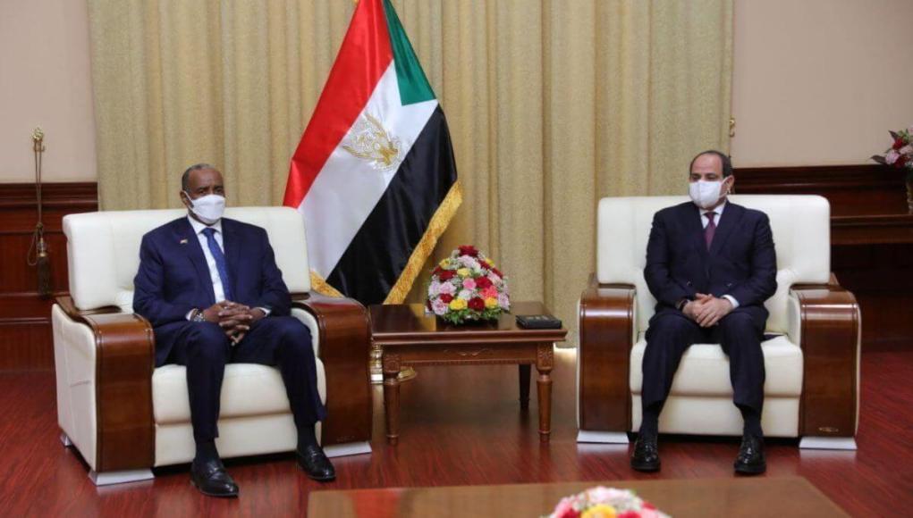 Renaissance Dam Ethiopia Egypt dispute War Sudan Al Sisi