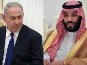Saudi Crown Prince, Mohammed Bin Salman, Benjamin Netanyahu, Israel, Saudi Arabia, Arab World, UAE, Al Nahyan, Emirates