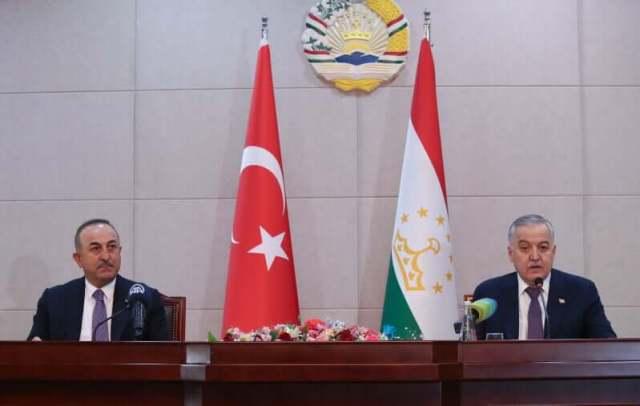 Turkey signs memorandum of understanding between Turkey and Tajikistan for cooperation