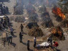 Coronavirus-New-Delhi-India-Deaths-Crematorium-oxygen-problem