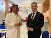 Brazilian Ambassador: Mohammed bin Salman is amazing ... he has made leaps and bounds with huge projects