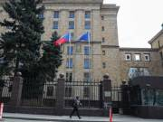 The Czech Republic will have to leave only five diplomats at the embassy in Russia