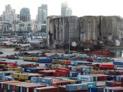 """A """"German proposal worth billions of dollars"""" to reconstruct the port of Beirut"""