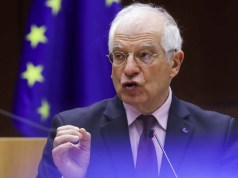 The European Union is offended by Russia's retaliatory sanctions against European politicians